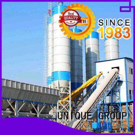 HZS Commercial Concrete Plant