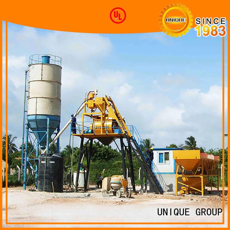 UNIQUE commercial batching plant promotion for sea port