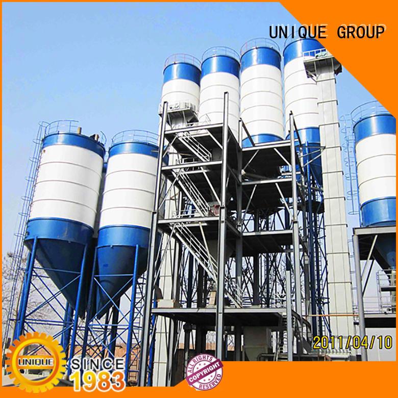 UNIQUE dry mortar plant factory sale for project