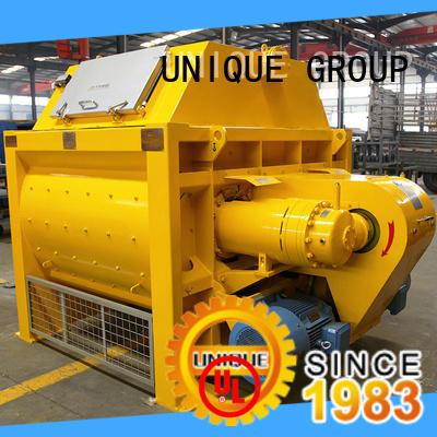 UNIQUE cement batching plant supplier for project