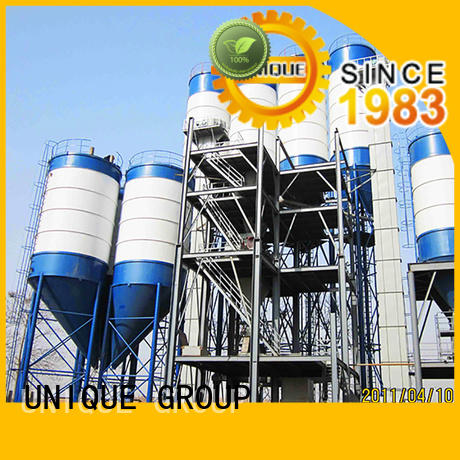 compact structure dry mix plant mortar energy-saving for plaster