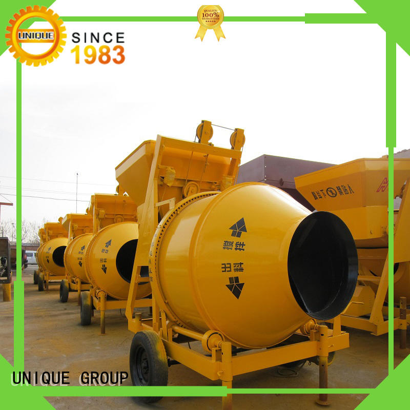 easy use twin shaft mixer supplier for project