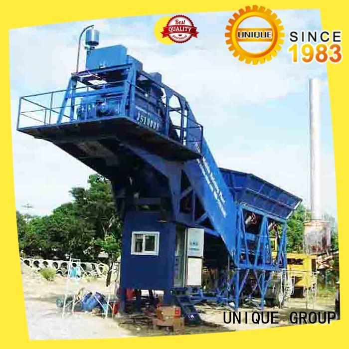 UNIQUE economical concrete batching plant price promotion for air port