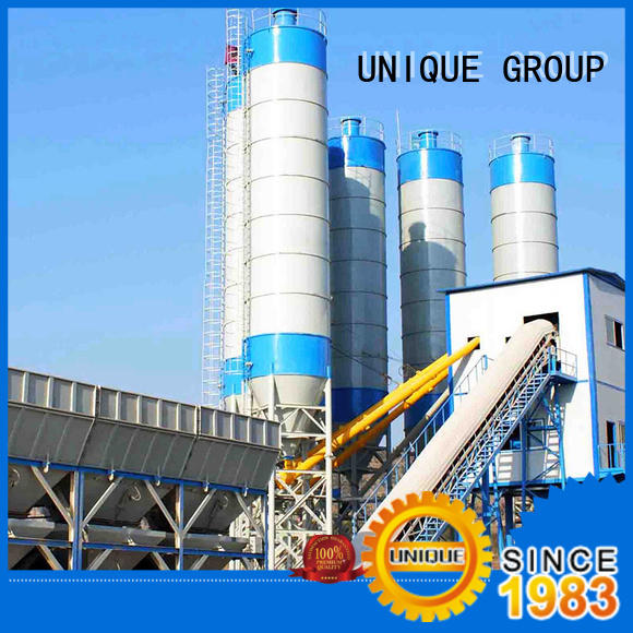 UNIQUE plant batching plant manufacturer for air port