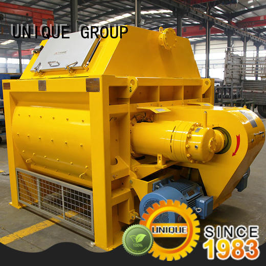 stronger cement mixer machine ready with water supply system for concrete products