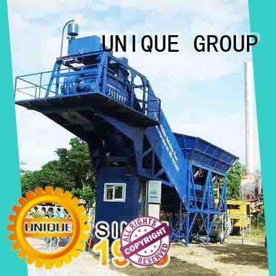 UNIQUE concrete batching plant price manufacturer for road