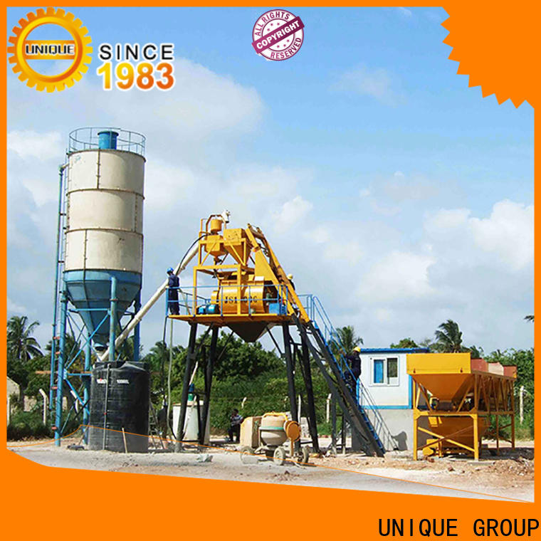 UNIQUE ready mix plant manufacturer for bridges