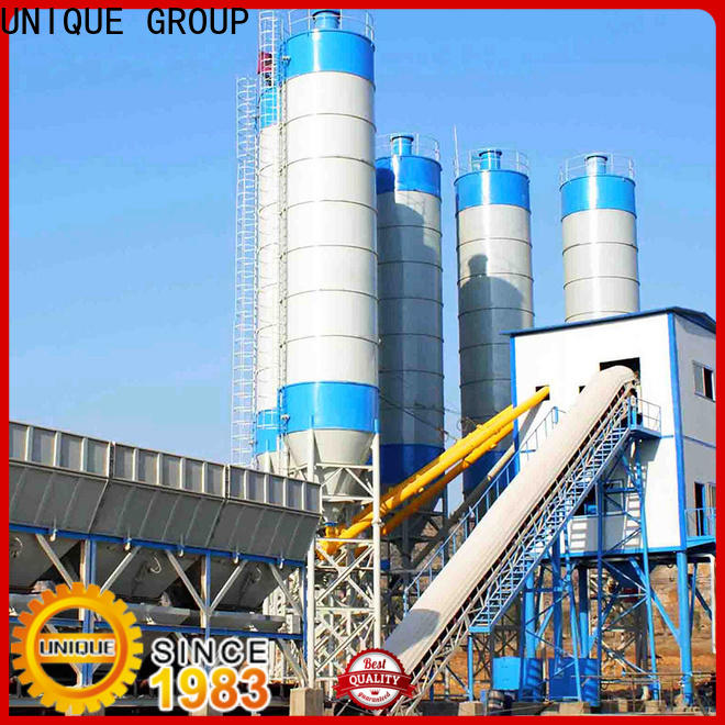 anti-interference concrete batching plant manufacturer for building