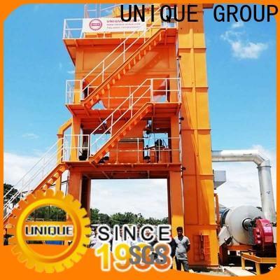 UNIQUE asphalt plant directly sale for highway