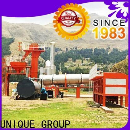 UNIQUE harga asphalt mixing plant directly sale