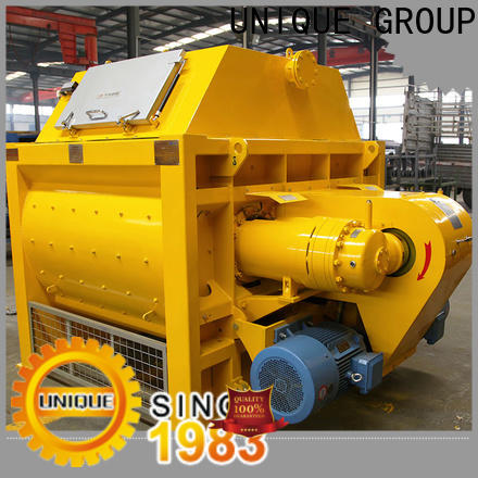 higher efficiency concrete mixer south africa with water supply system for concrete products