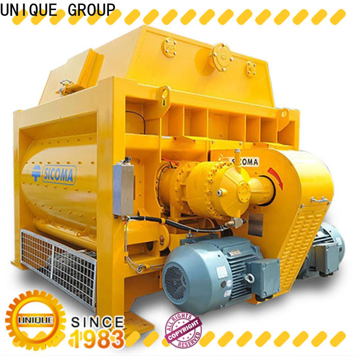 UNIQUE stronger cement mixer machine supplier for light aggregate concrete