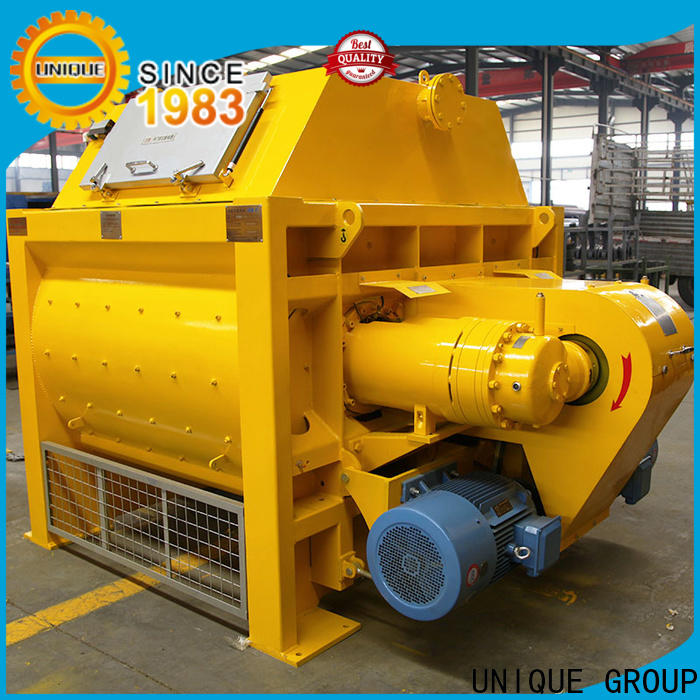stronger concrete mixer price supplier for hard-dry concrete