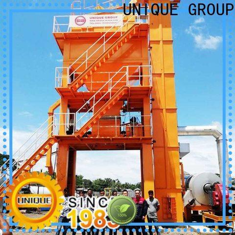 UNIQUE asphalt drum mix plant manufacturer for highway