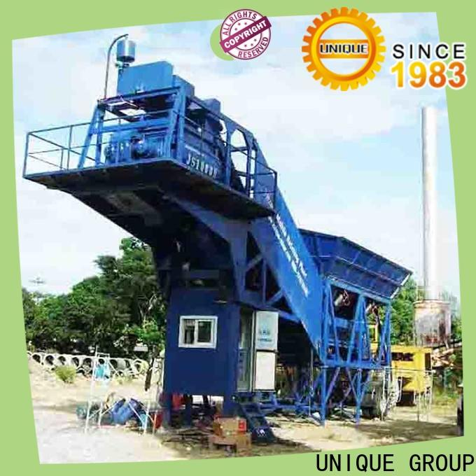 anti-interference mobile batching plant supplier for road