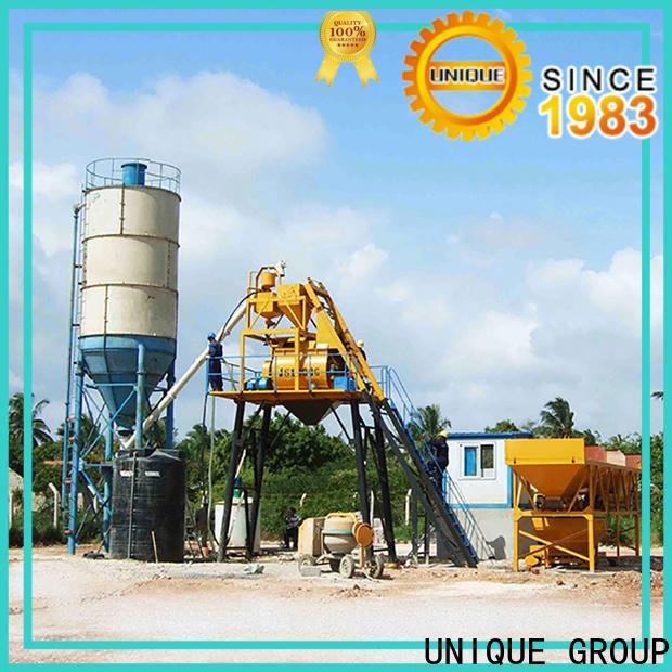 UNIQUE mobile concrete plant at discount for bridges