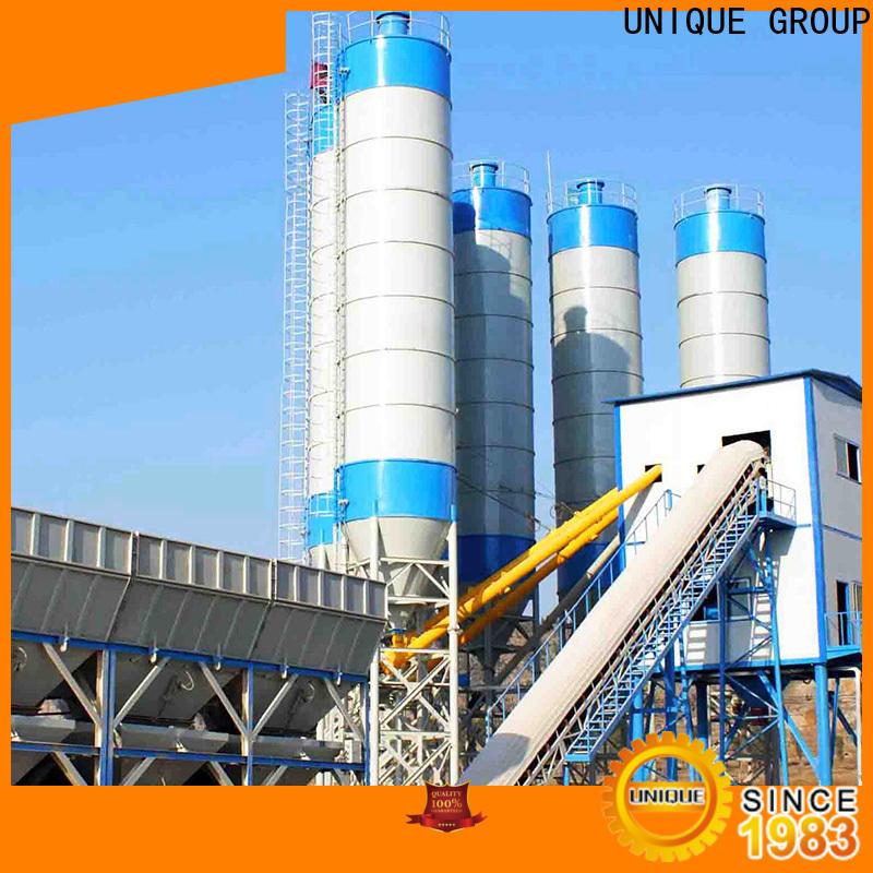 UNIQUE stable batch mix plant supplier for bridges