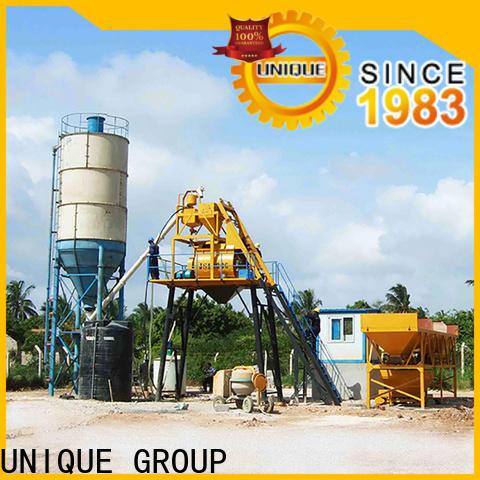 economical concrete batching systems manufacturer for sea port