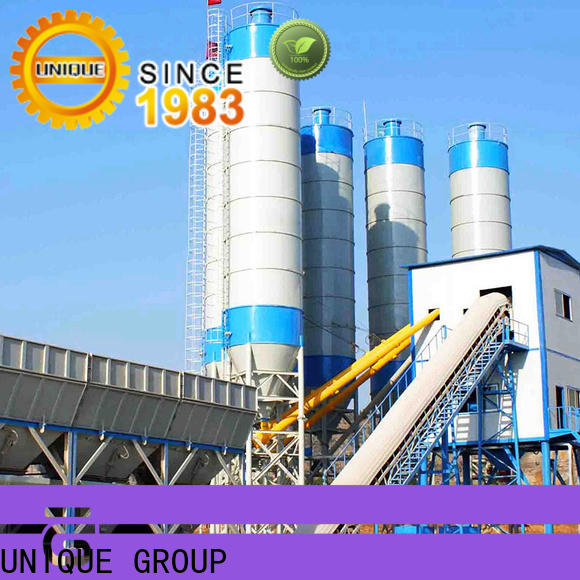 UNIQUE concrete manufacturing plant at discount for air port