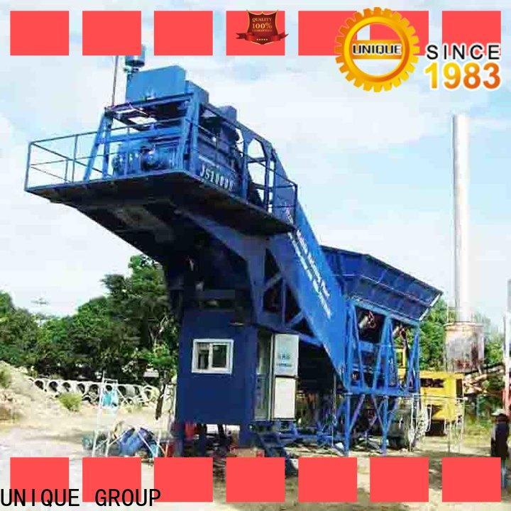 UNIQUE concrete batching systems manufacturer for sea port