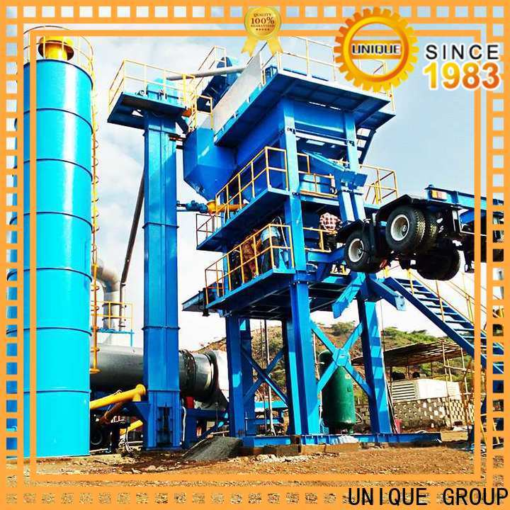 good quality asphalt batching plant directly sale for city road