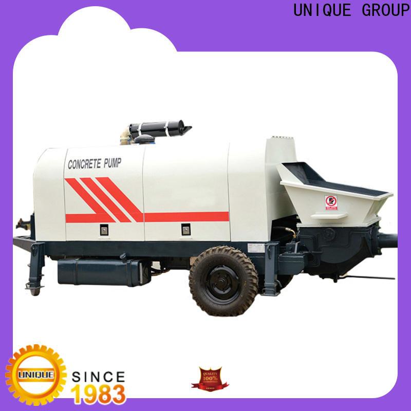 mature concrete pump supplier for water conservancy