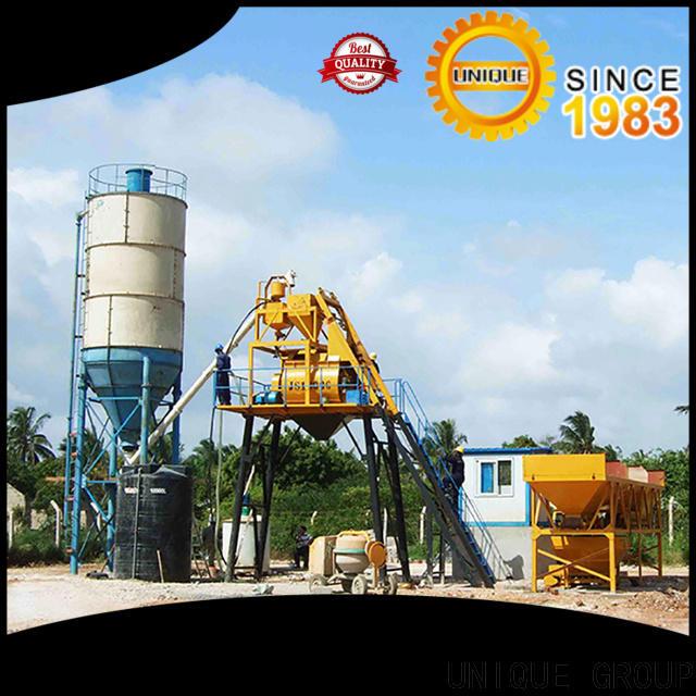 big capacity concrete plant equipment manufacturer for bridges