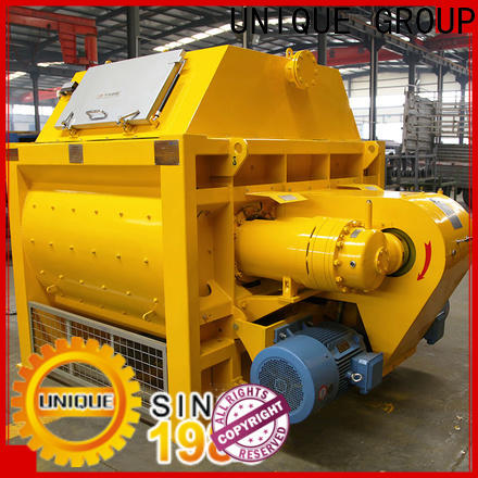 UNIQUE concrete mixer south africa with water supply system for concrete products