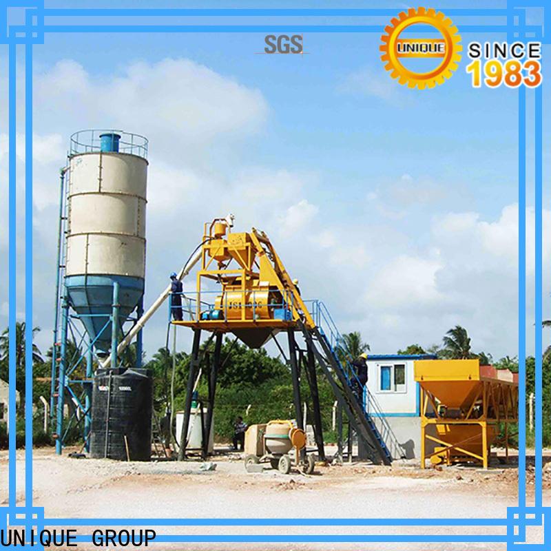 UNIQUE batching plant manufacturer for road