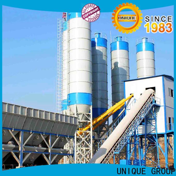 economical batch mix plant promotion for bridges