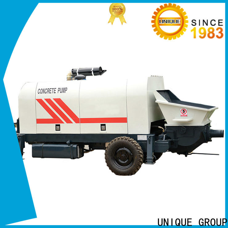 professional concrete mixer pump online for hydropower engineering