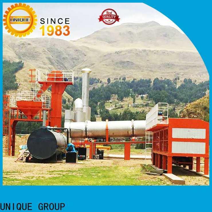 UNIQUE intermittent harga asphalt mixing plant directly sale for city road
