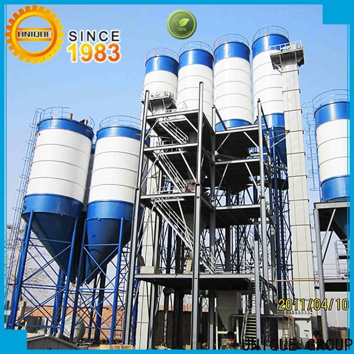 UNIQUE dry mix plant simple process for plaster