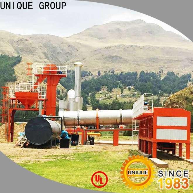 batch asphalt plant manufacturer