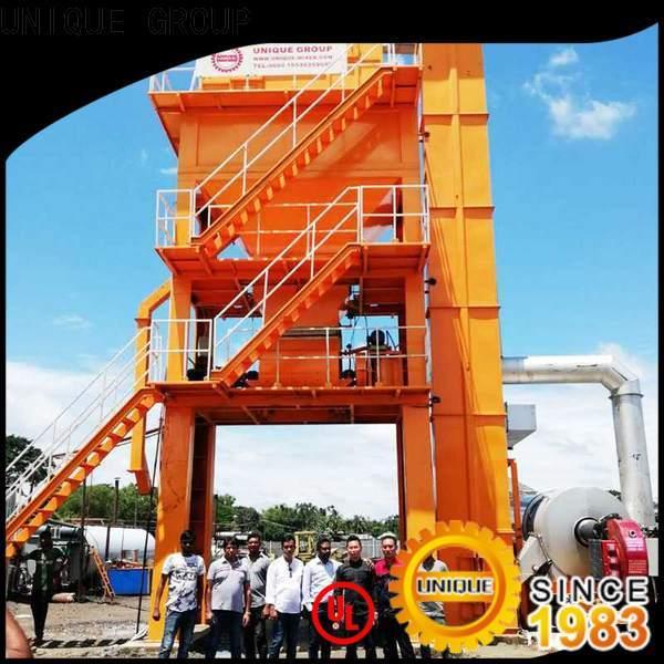 continuous mobile asphalt plant manufacturer for city road