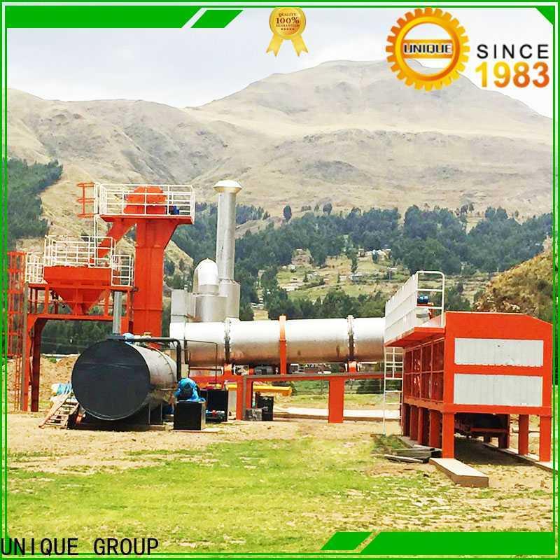 UNIQUE harga asphalt mixing plant manufacturer for highway