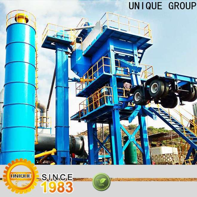 UNIQUE continuous harga asphalt mixing plant directly sale for city road