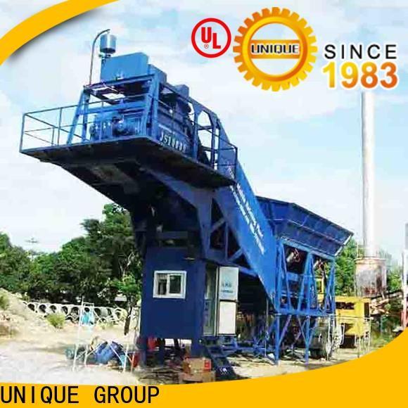UNIQUE commercial concrete plant equipment at discount for air port
