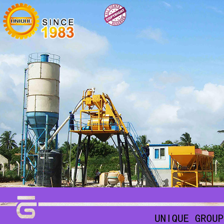 anti-interference concrete batching plant supplier for building