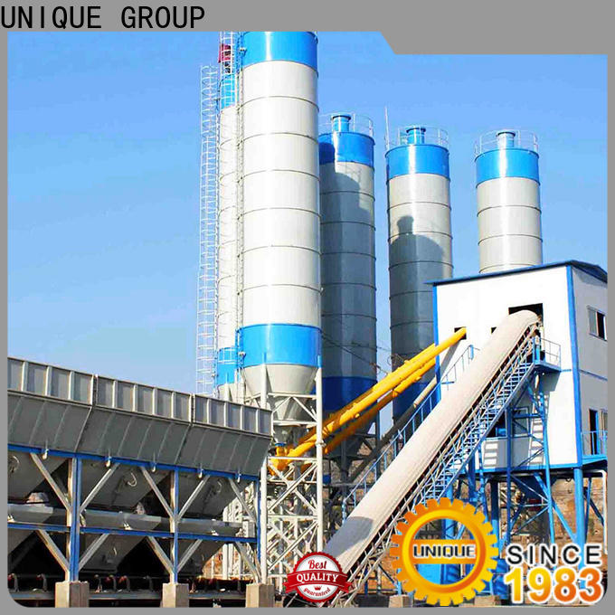 UNIQUE ready mix plant at discount for building
