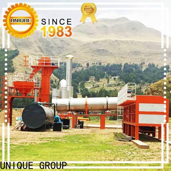 intermittent harga asphalt mixing plant supplier for city road