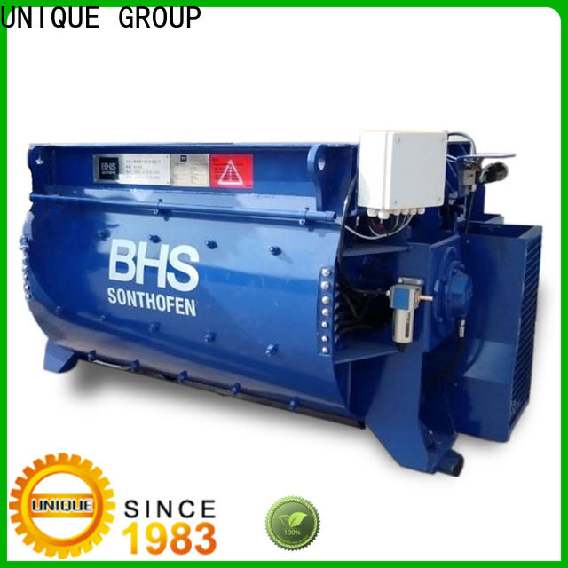 long lasting cement mixer equipment supplier for hard-dry concrete