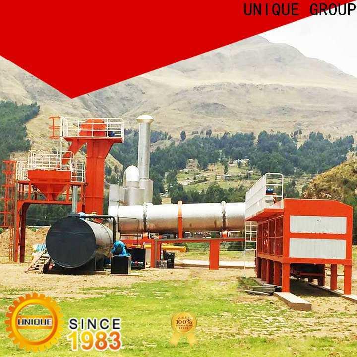 UNIQUE continuous harga asphalt mixing plant manufacturer for city road