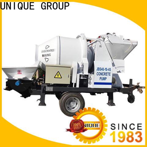 UNIQUE concrete pump machine online for water conservancy