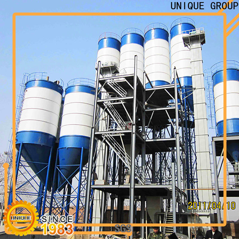 UNIQUE dry mix plant factory sale for plaster