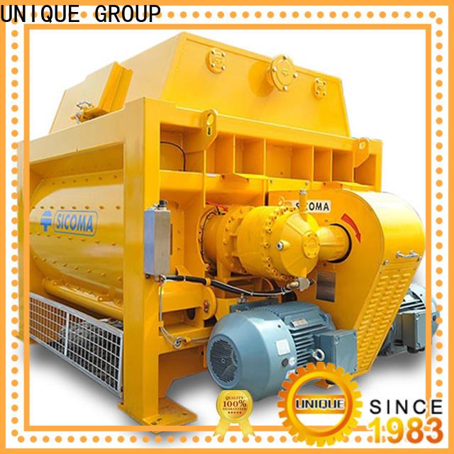 UNIQUE concrete mixer for sale supplier for concrete products