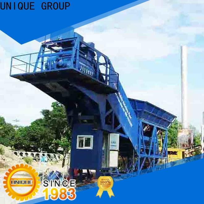 commercial batching plant promotion for bridges