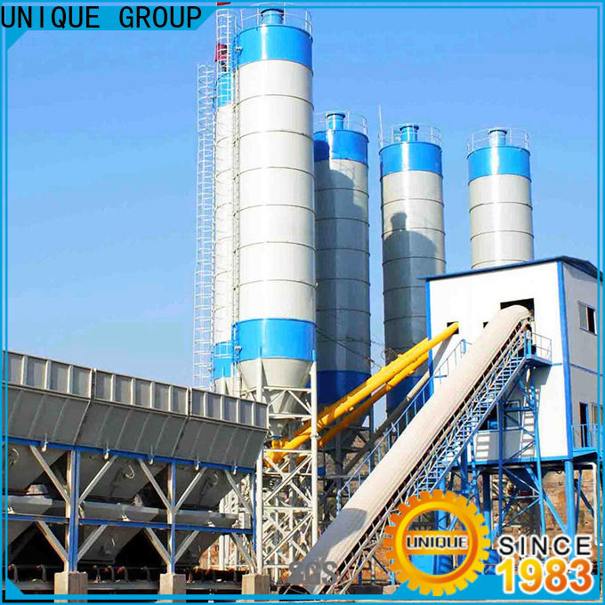 big capacity concrete plant equipment promotion for building