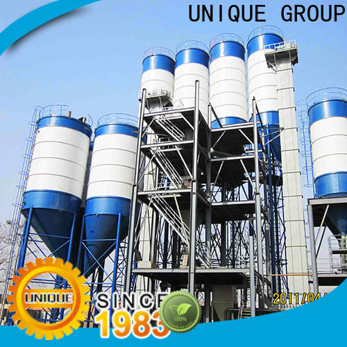 full computer control dry mix concrete plant factory sale for mortar