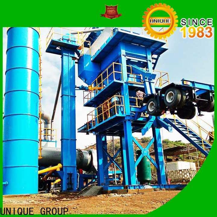 drum asphalt plant supplier for city road